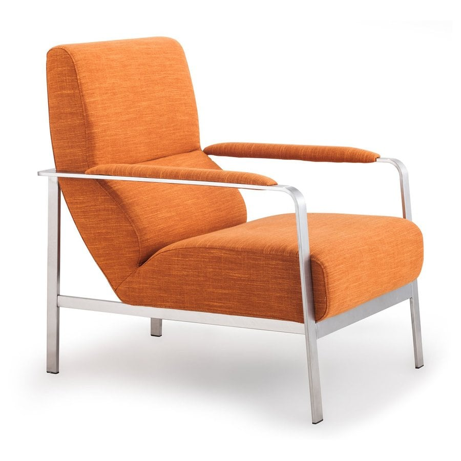 Zuo Modern Jonkoping Sunkist Accent Chair