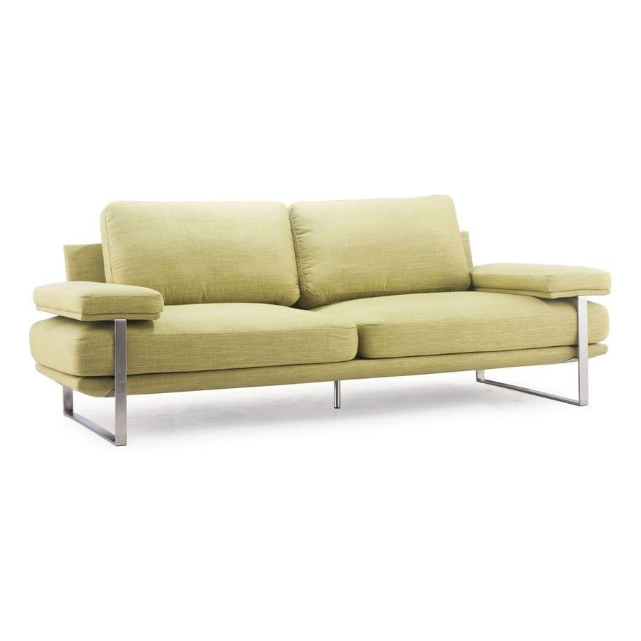 Zuo Modern Jonkoping Lime Synthetic Sofa