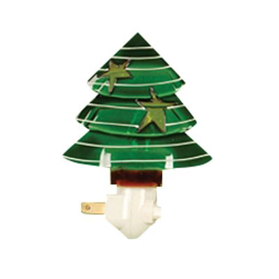Shop Christmas Central Freestanding Christmas Tree Indoor Christmas ...