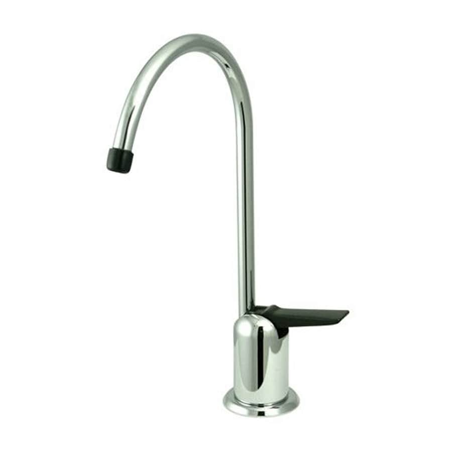Filtered Water Dispenser Faucet. Elements of Design Chrome Cold Water Dispenser with High Arc Spout Shop