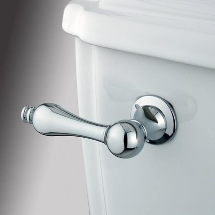 how to fix toilet flush handle