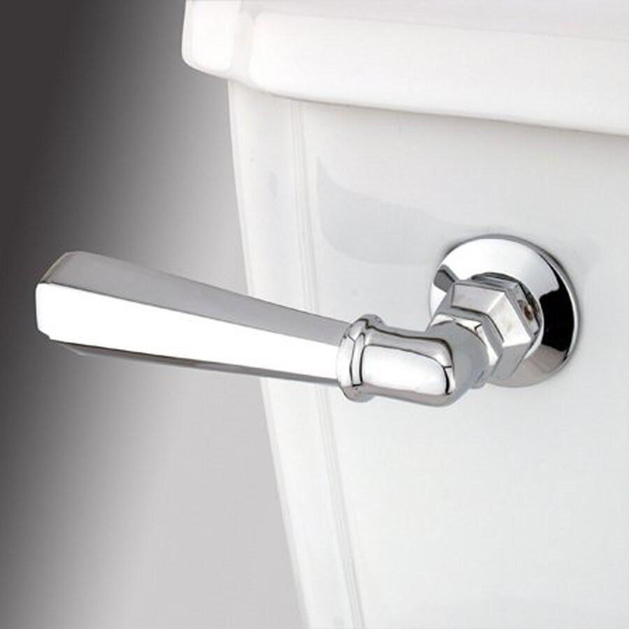 Elements of Design Metropolitan Universal Chrome Toilet Handle