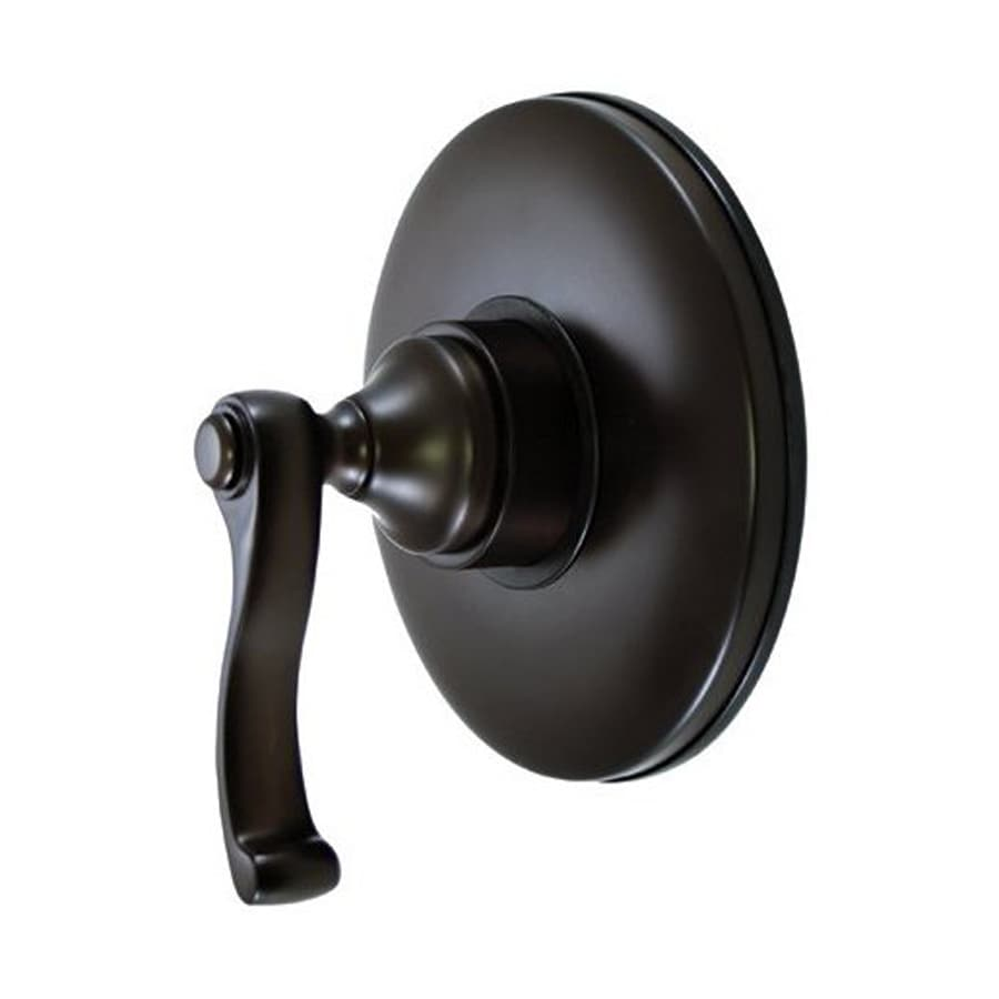 shop elements of design oil rubbed bronze lever shower handle at. Black Bedroom Furniture Sets. Home Design Ideas