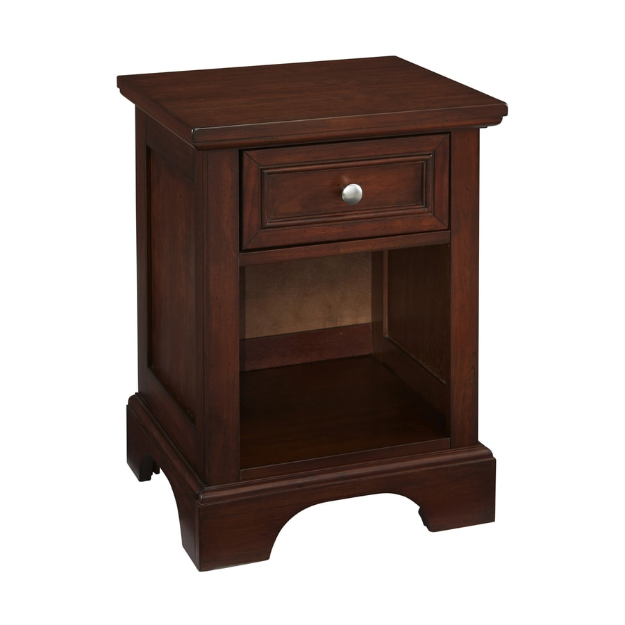 Home Styles Chesapeake Dark Cherry Mahogany Nightstand