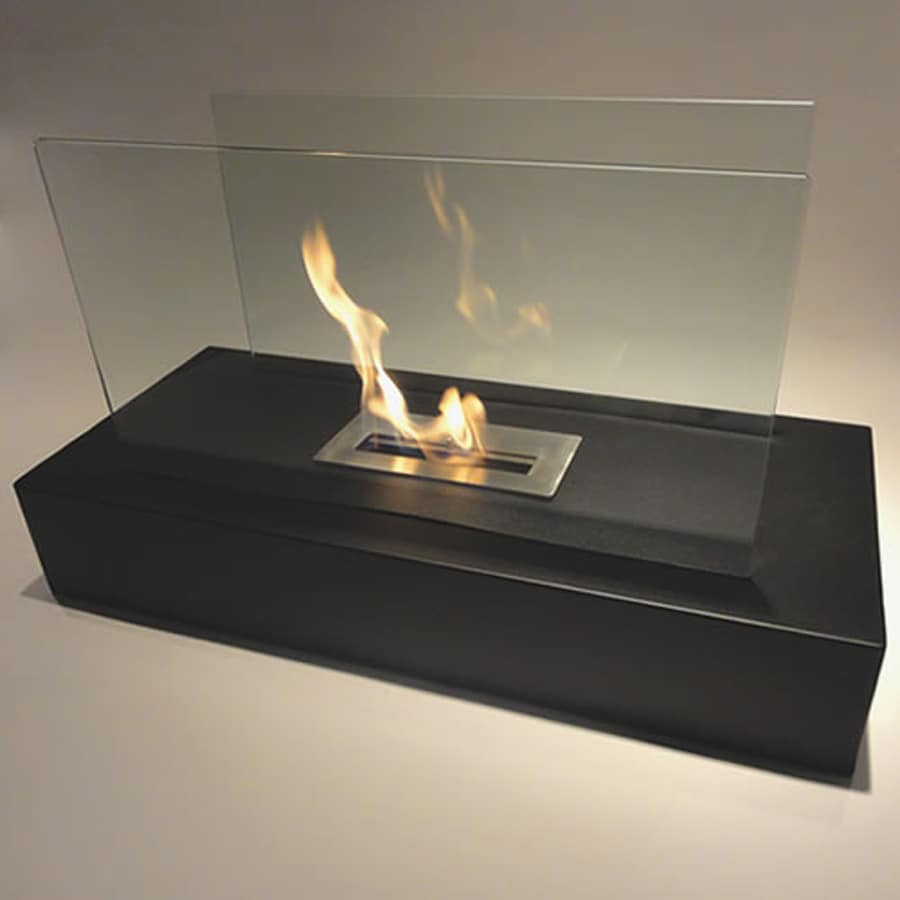 Shop Nu Flame 31 49 In Gel Fuel Fireplace At Lowes Com