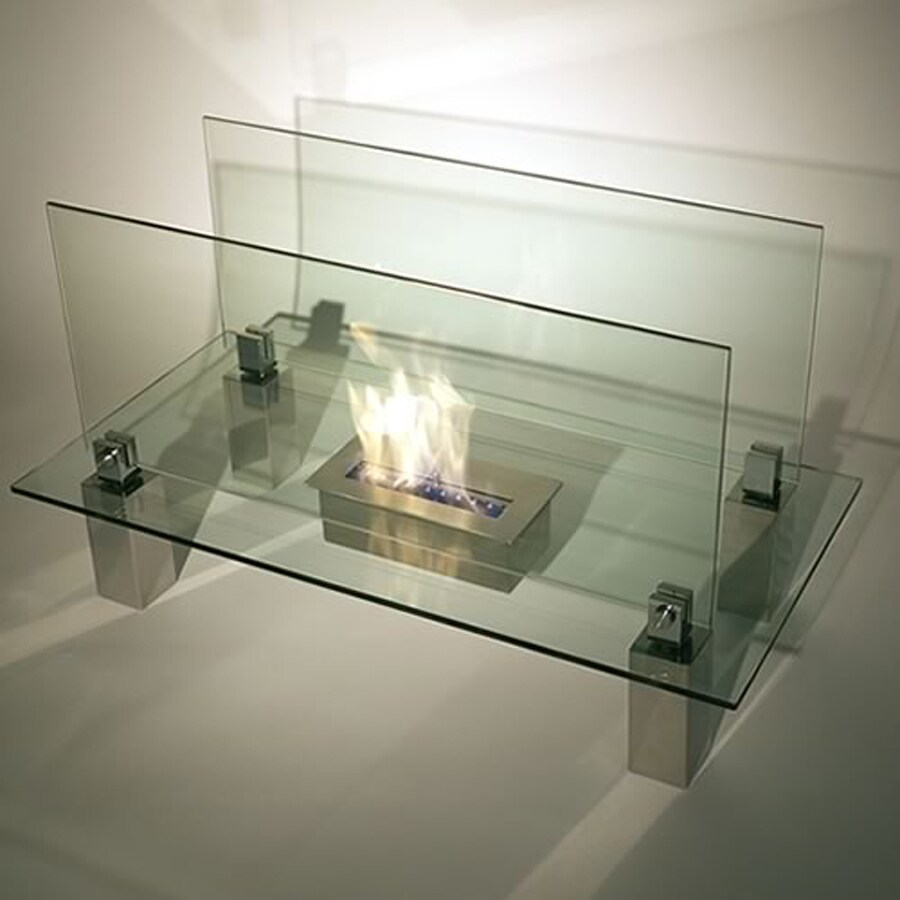 Nu-Flame 31.49-in Bio Fuel Fireplace
