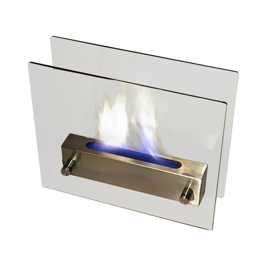 Nu-Flame Irradia 13.77-in Gel Fuel Tabletop Fireplace
