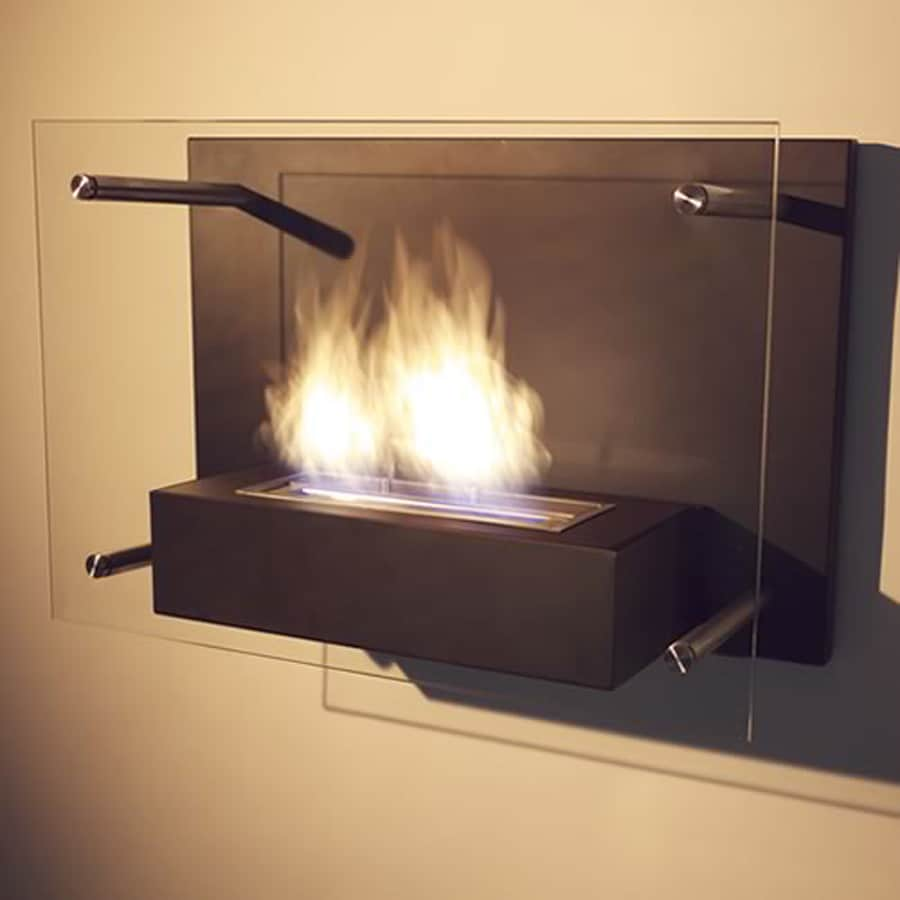 Shop nu-flame 23.62-in bio fuel fireplace in the gel fuel fireplaces section of Lowes.com