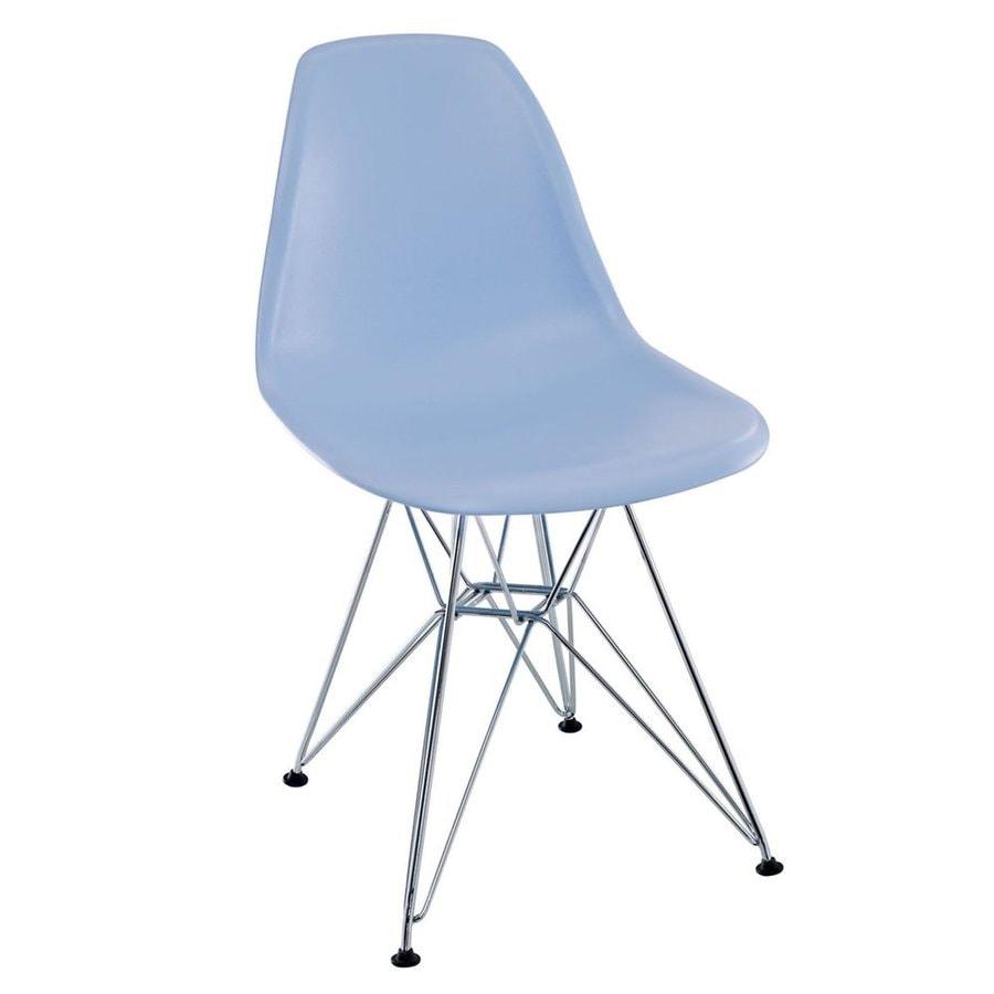 Modway Paris Blue Side Chair
