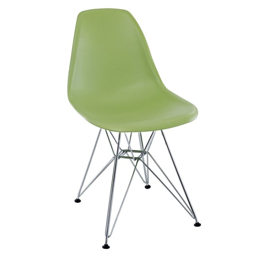 Modway Paris Green Side Chair
