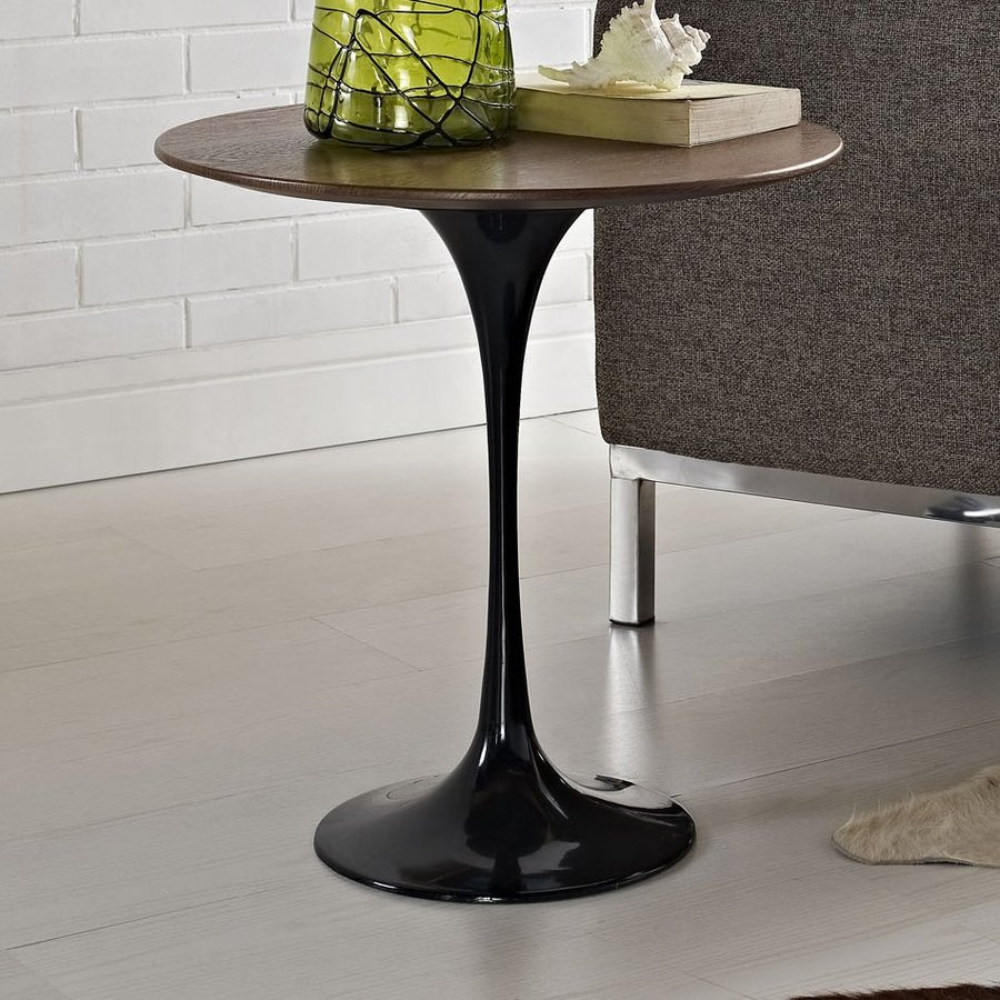 Modway Lippa Ash Round End Table