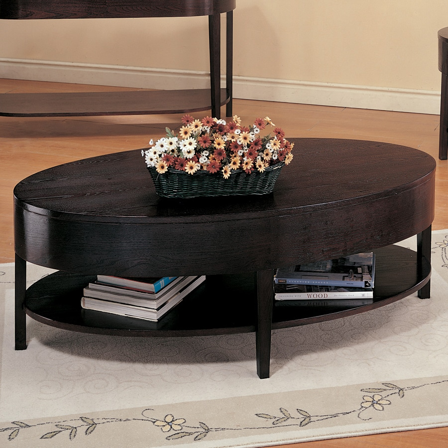 Shop coaster fine furniture gough coffee table at for Fine furniture
