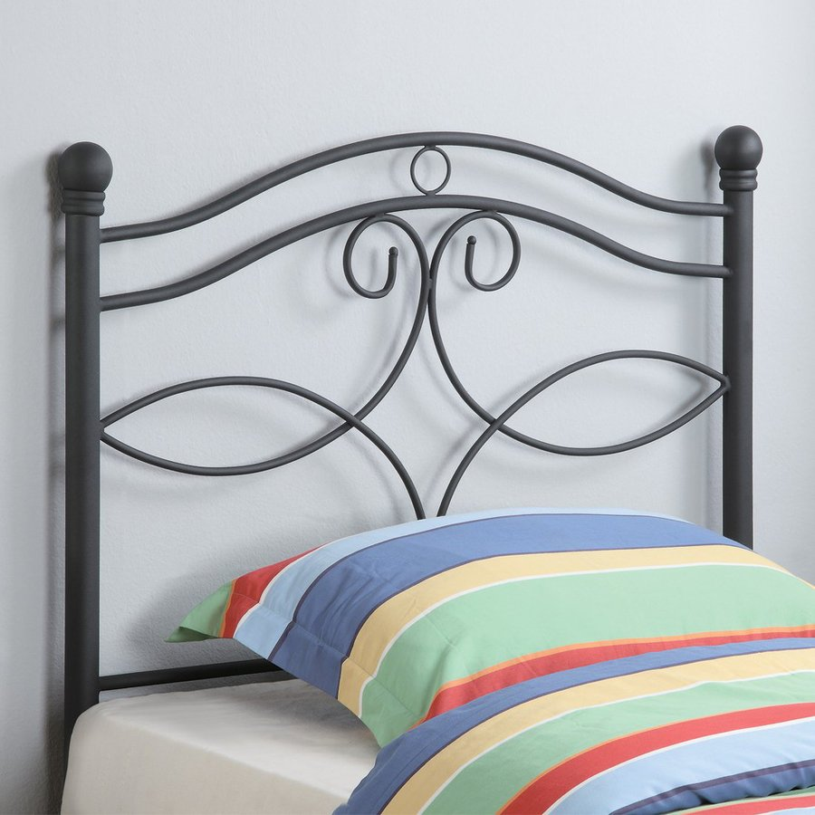 Coaster Fine Furniture Black Twin Headboard