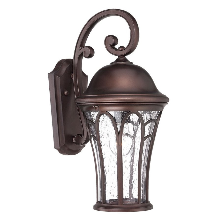 Acclaim Lighting Highgate 19-in H Architectural Bronze Outdoor Wall Light