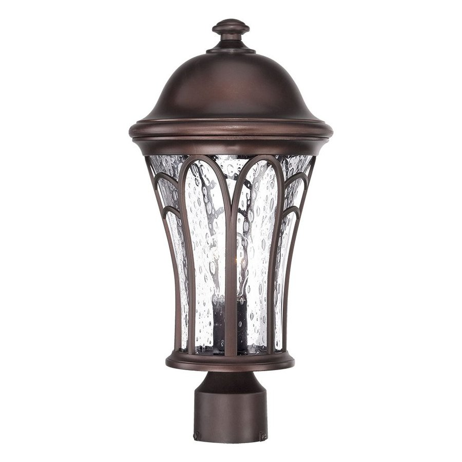 Acclaim Lighting Highgate 19-in H Architectural Bronze Post Light