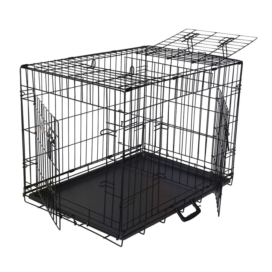 Go Pet Club 2 Ft X 1.5 Ft X 1.666 Ft Outdoor Dog