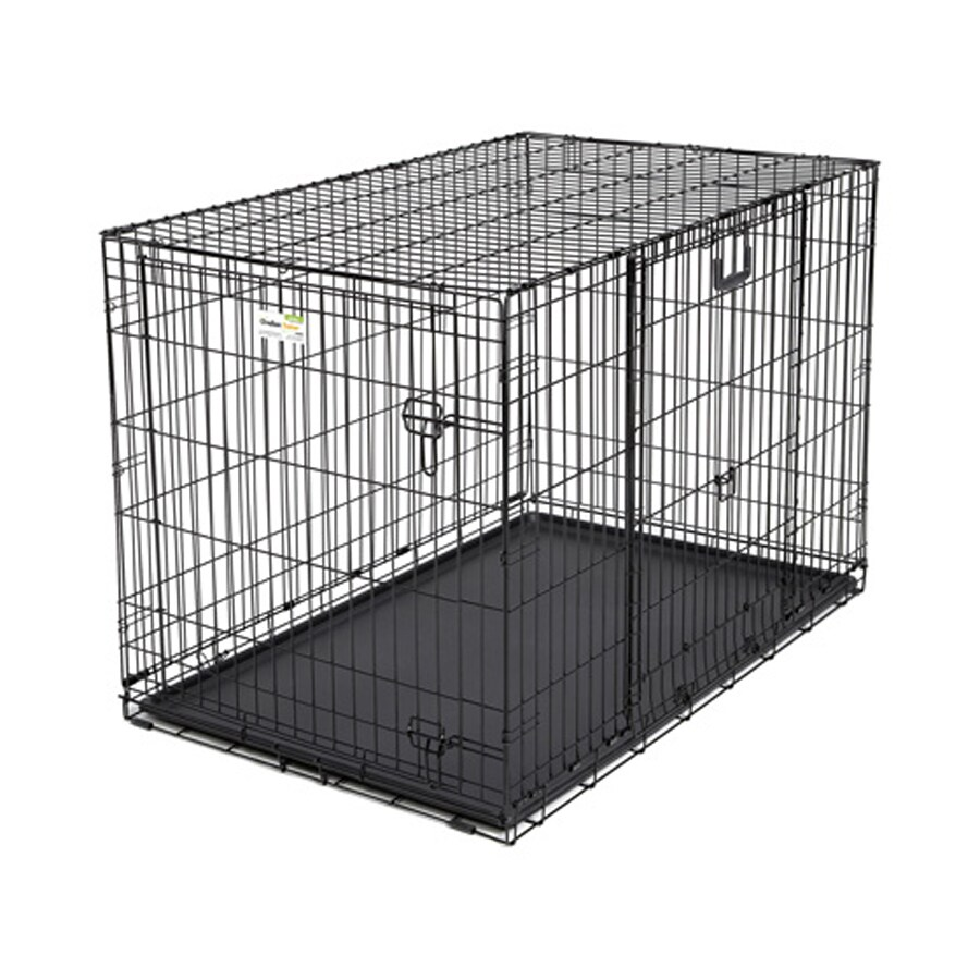 midwest pets 2.125-ft x 1.458-ft x 1.625-ft Outdoor Dog Kennel Preassembled Kit