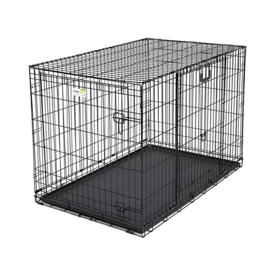 midwest pets 4.062-ft x 2.583-ft x 2.687-ft Outdoor Dog Kennel Preassembled Kit
