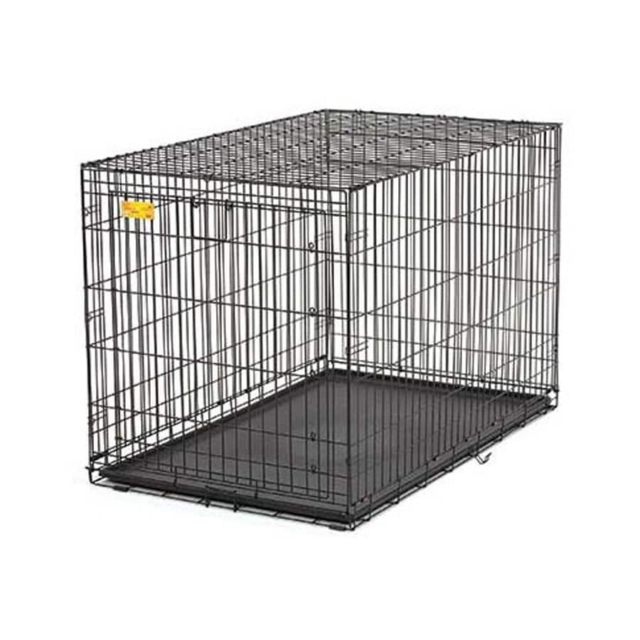 midwest pets 2.041-ft x 1.458-ft x 1.633-ft Outdoor Dog Kennel Preassembled Kit