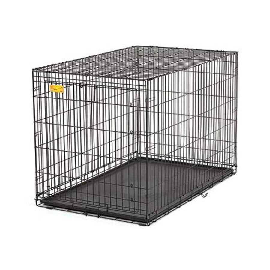 midwest pets 2.541-ft x 1.633-ft x 1.77-ft Outdoor Dog Kennel Preassembled Kit