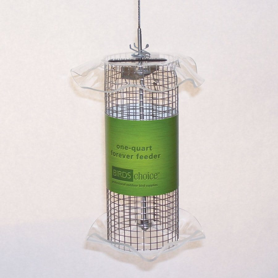 Birds Choice Sunflower Steel Tube Bird Feeder