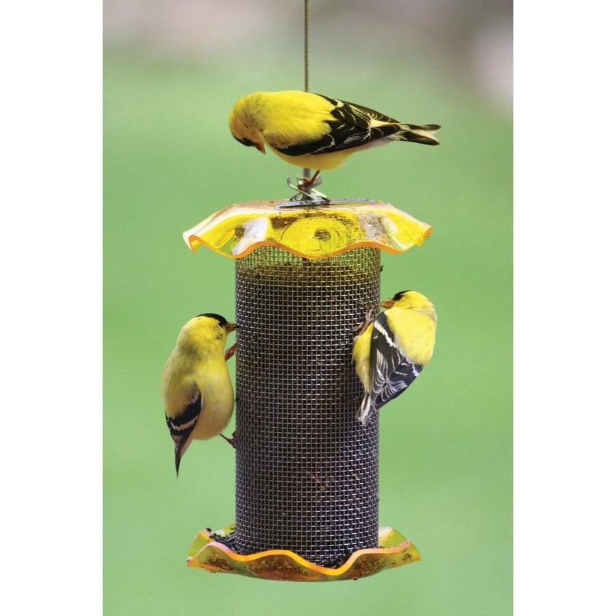 Birds Choice Nyjer Steel Tube Bird Feeder