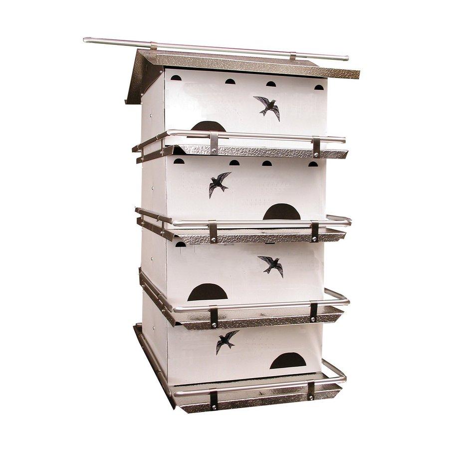 Birds Choice 19-in W x 26-in H x 14.25-in D Bird House