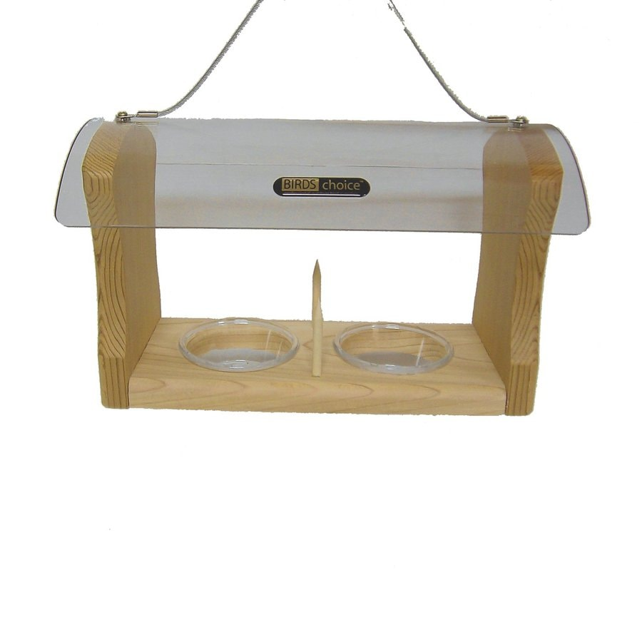 Birds Choice Cedar Bird Feeder