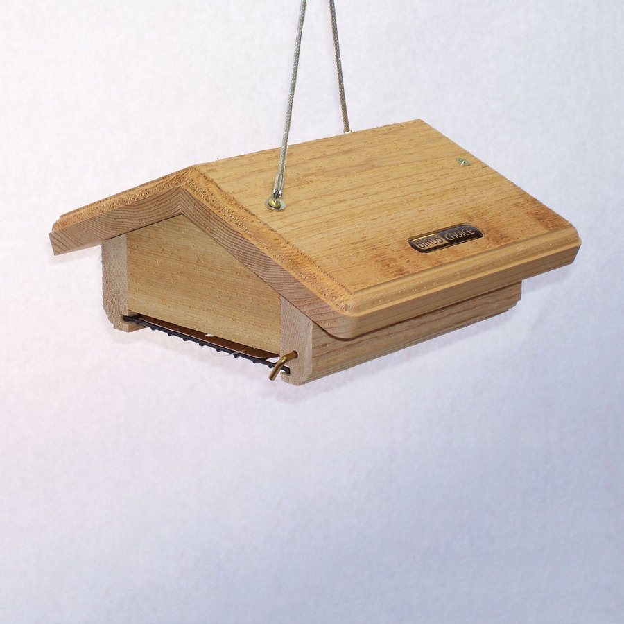 Birds Choice UPSIde-Down Cedar One-Cake Cedar Suet Feeder