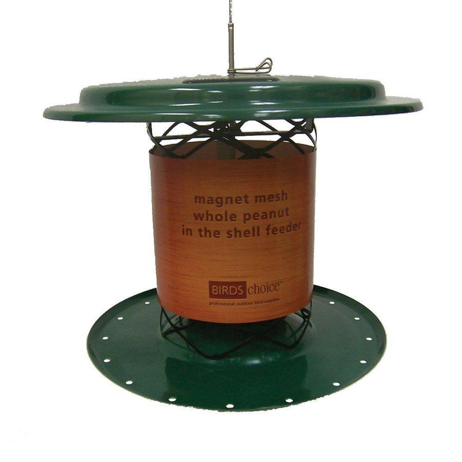 shop birds choice steel 2 quart tube bird feeder at. Black Bedroom Furniture Sets. Home Design Ideas