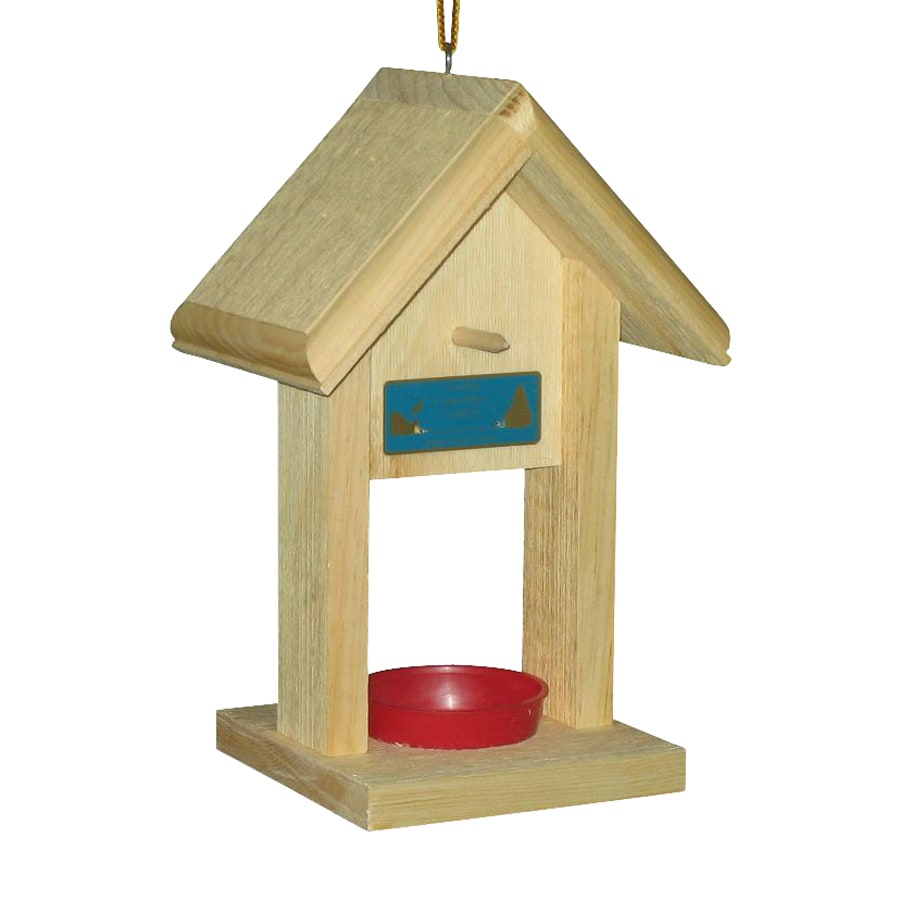 Coveside Conservation Jelly Wood Platform Bird Feeder
