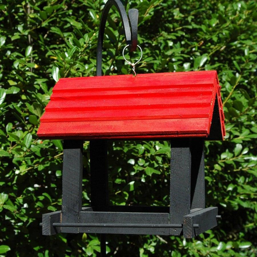 Wilderness Series Products Blue Plate Special Wood Platform Bird Feeder