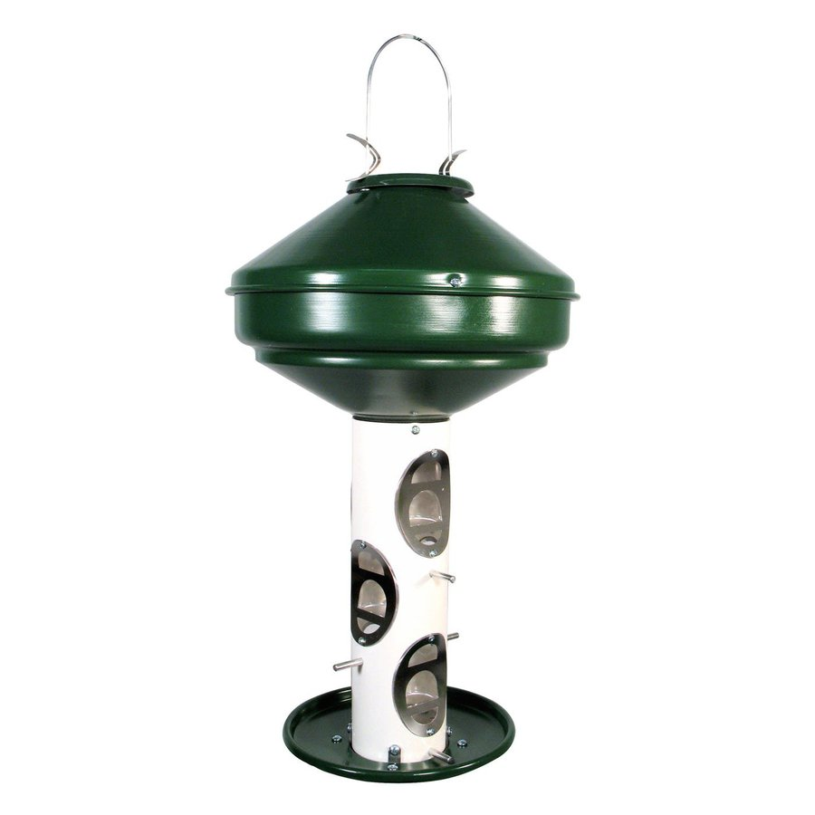 WoodLink Heavy Duty Metal Tube Bird Feeder