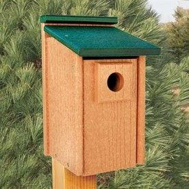 WoodLink 825 In W X 125 H 7 D Bird