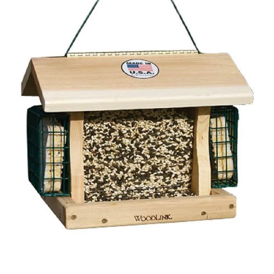 WoodLink Premier Cedar Hopper Bird Feeder
