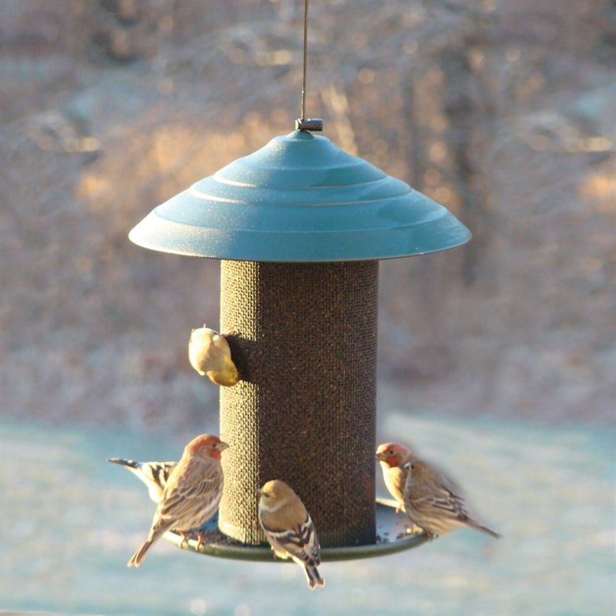 WoodLink Magnum Steel Tube Bird Feeder