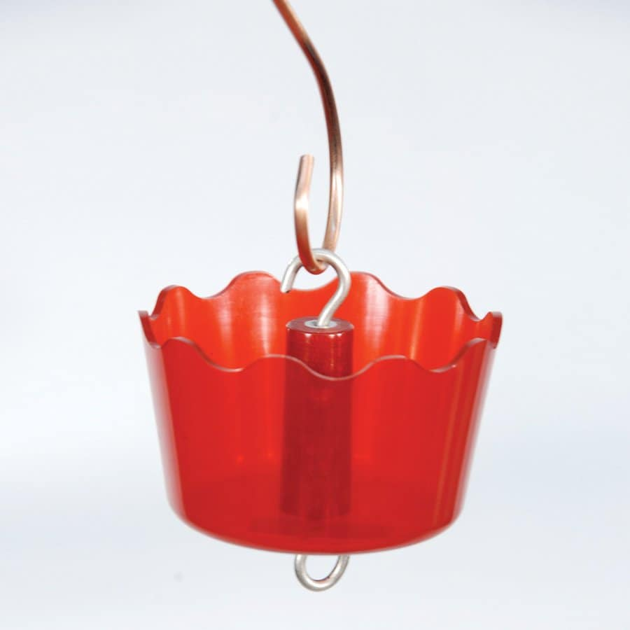 WoodLink Plastic Bird Feeder Ant Guard