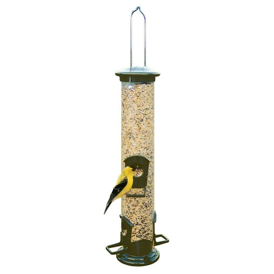 WoodLink Metal Tube Bird Feeder