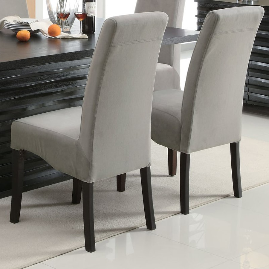 Coaster Fine Furniture 2 Stanton Black Side Chairs