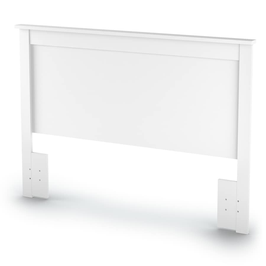 South Shore Furniture Vito Pure White Full/Queen Headboard