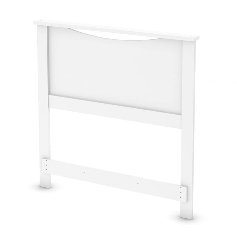 South Shore Furniture Step One Pure White Twin Headboard
