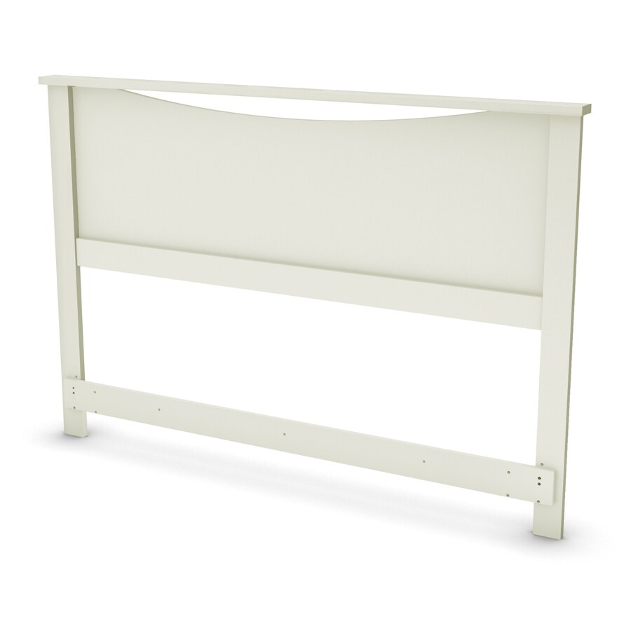 South Shore Furniture Step One Pure White Full/Queen Headboard