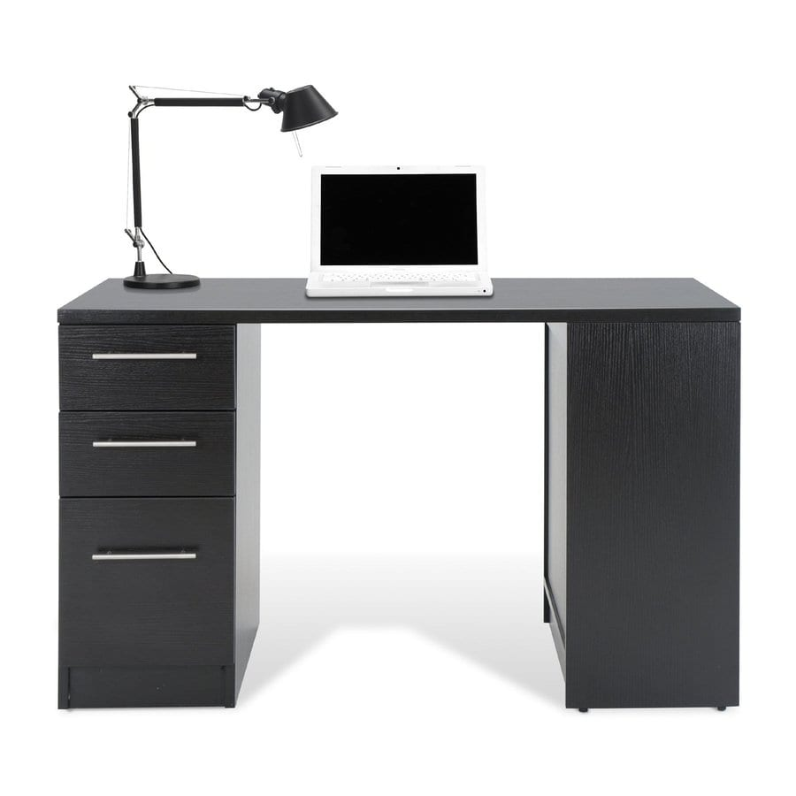 Jesper Office 100 Collection Espresso Student Desk