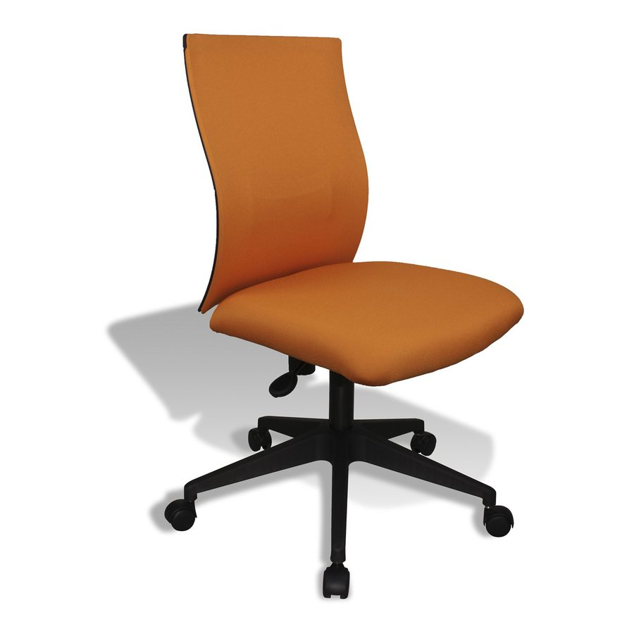 Jesper Office Kaja Orange Mesh Task Office Chair