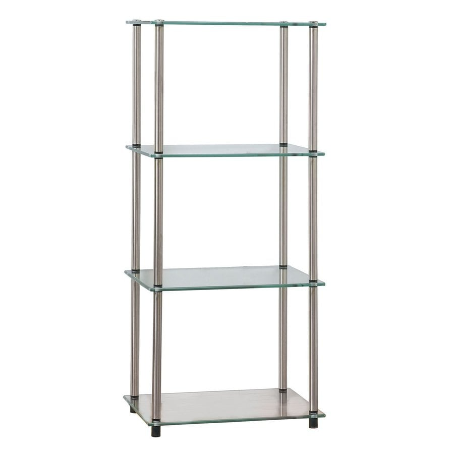 Convenience Concepts 39-in H x 17.75-in W x 11.88-in D Freestanding Shelving Unit