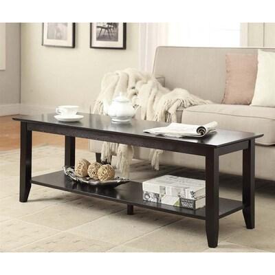 American Heritage Black Pine Coffee Table