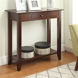 console tables at lowes com rh lowes com Liberty Sofa Table Metal Sofa Table