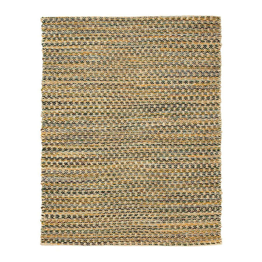 Anji Mountain Rectangular Indoor Woven Oriental Area Rug (Common: 4 x 6; Actual: 4-ft W x 6-ft L)