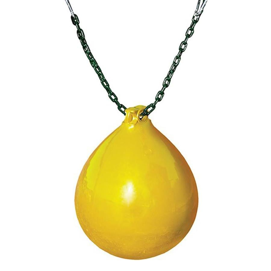Shop Gorilla Playsets Yellow Buoy Ball Swing At Lowes Com