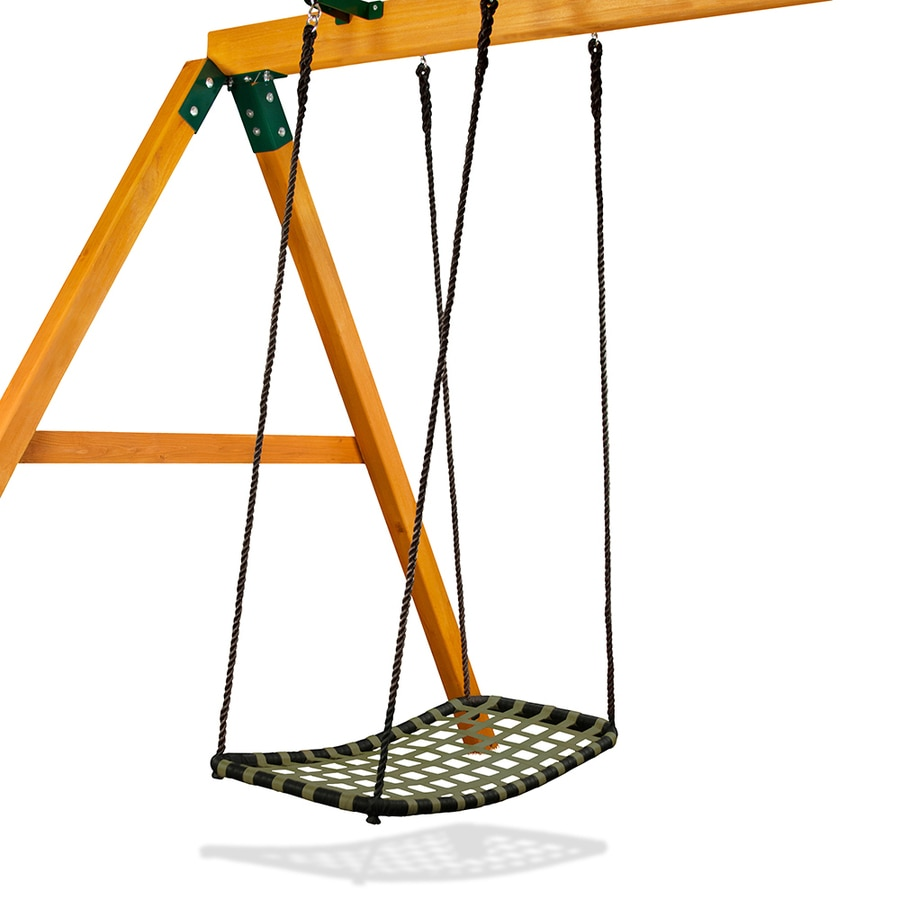 Gorilla Playsets Chill 'N Swing with Glider Brackets